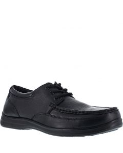 FLORESHEIM WILY BLK ESD OXFORD